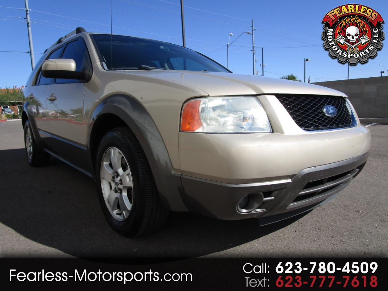Ford Freestyle SEL FWD 2007
