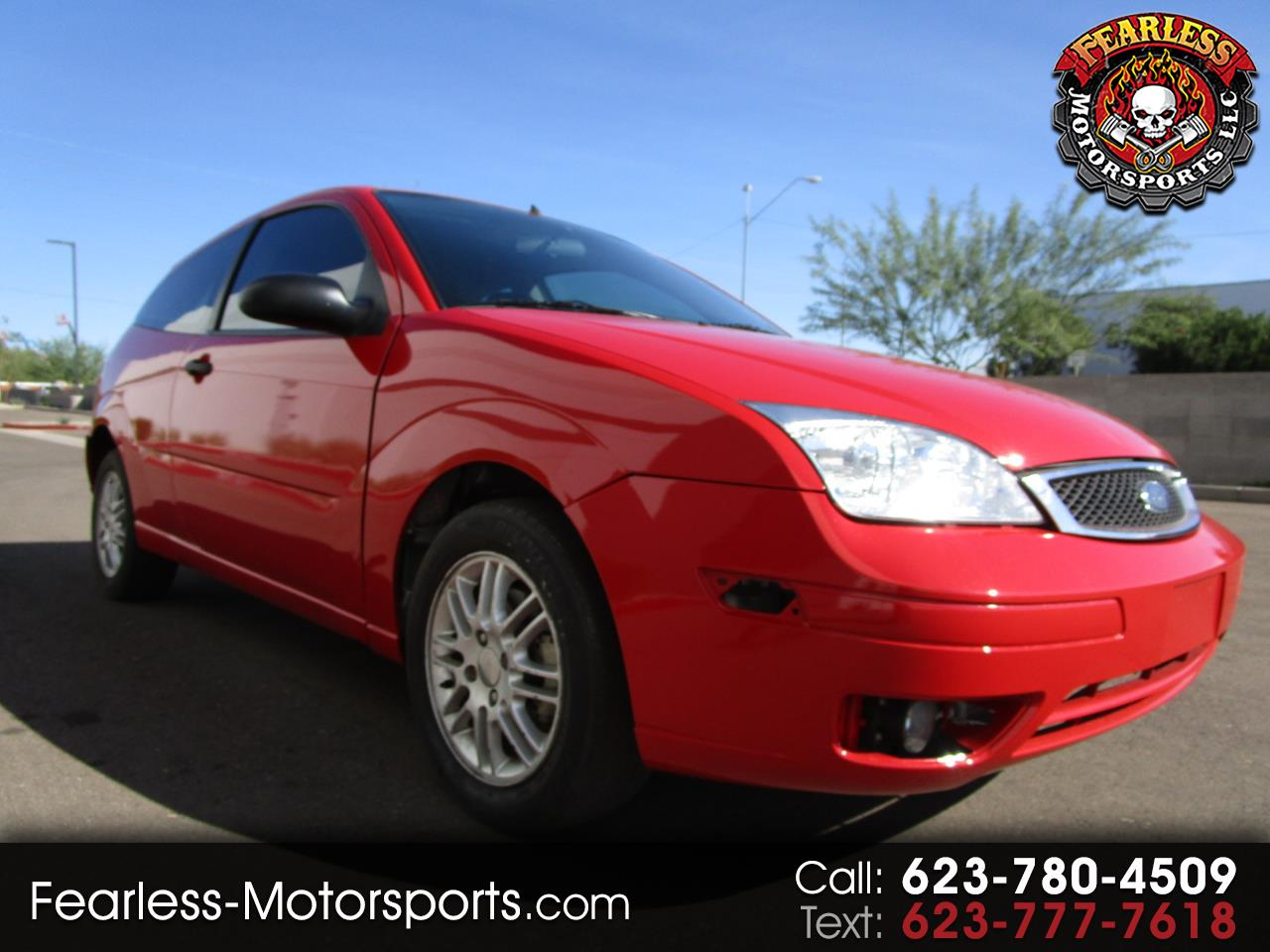 Ford Focus ZX3 S 2005