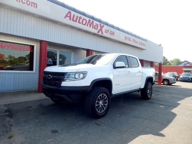"2017 Chevrolet Colorado 4WD Crew Cab 128.3"" ZR2"