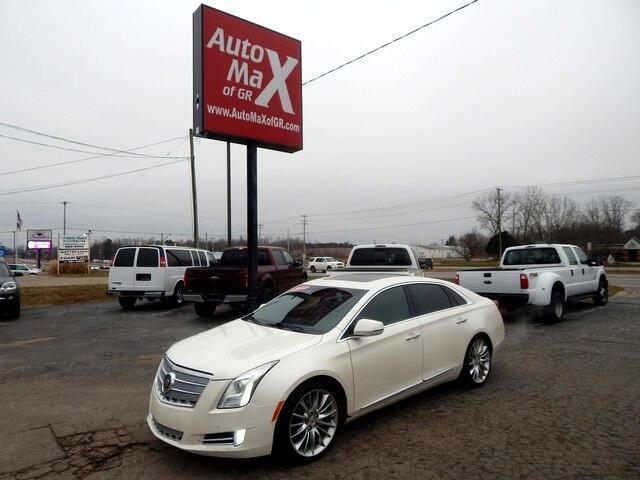 2014 Cadillac XTS 4dr Sdn Platinum AWD