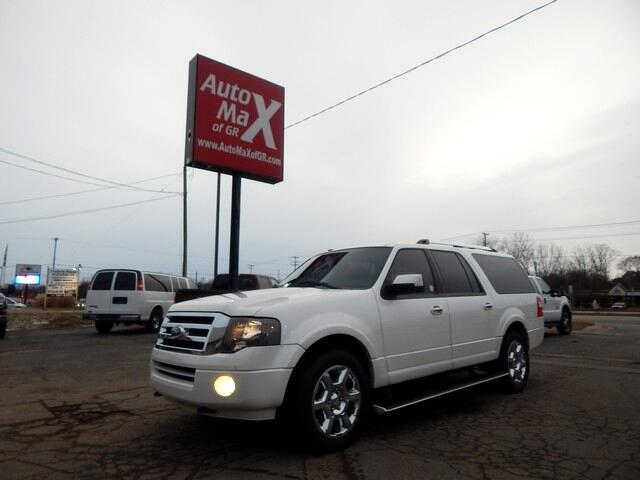 2013 Ford Expedition EL 4WD 4dr Limited