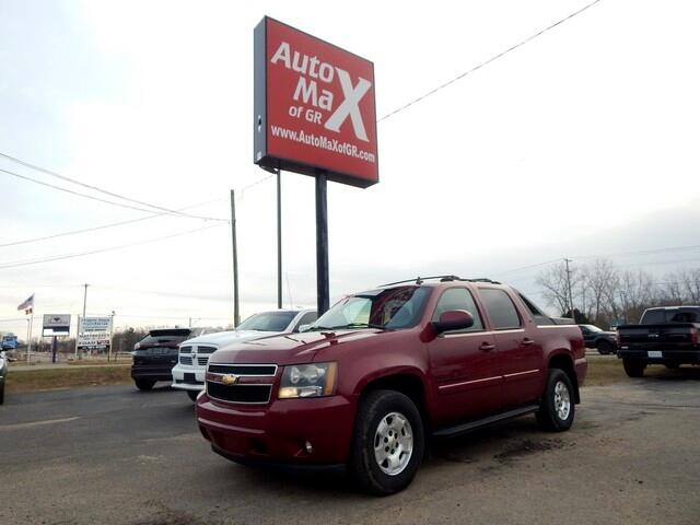 "2007 Chevrolet Avalanche 4WD Crew Cab 130"" LS"