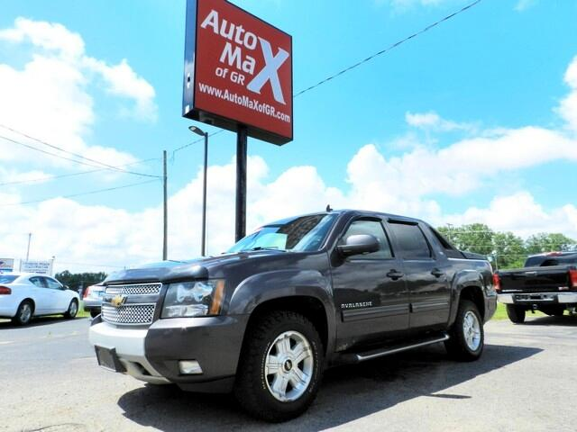 2010 Chevrolet Avalanche 4WD Crew Cab LT