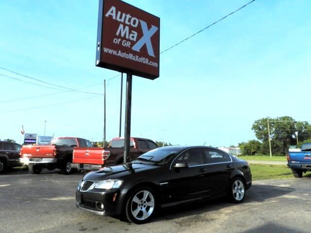 Pontiac G8 4dr Sdn 2009