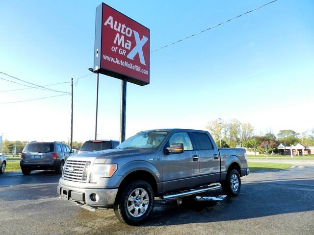 "Ford F-150 AWD SuperCrew 145"" Harley-Davidson 2010"