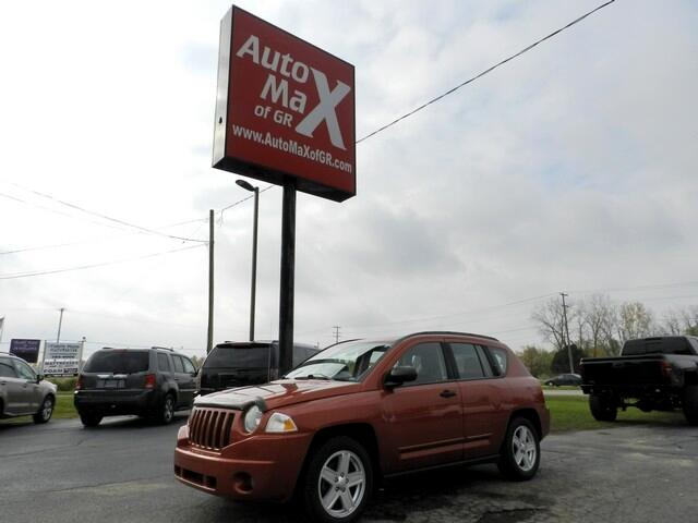 Jeep Compass FWD 4dr Sport 2008