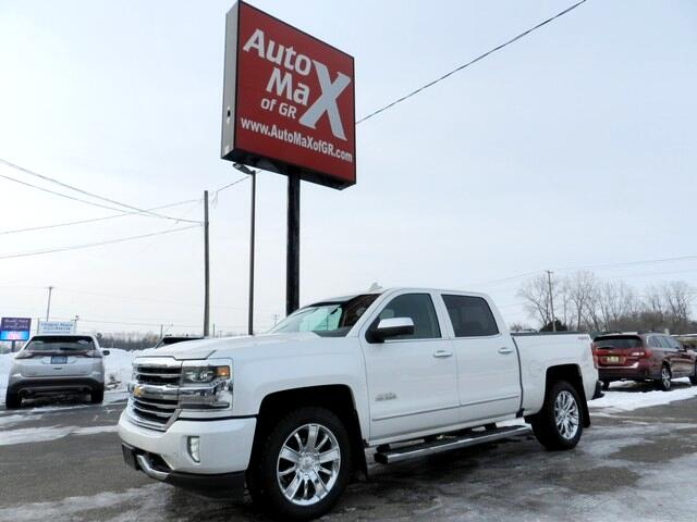 "Chevrolet Silverado 1500 4WD Crew Cab 143.5"" High Country 2016"