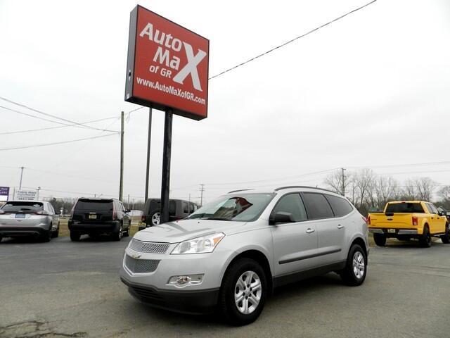Chevrolet Traverse FWD 4dr LS 2012