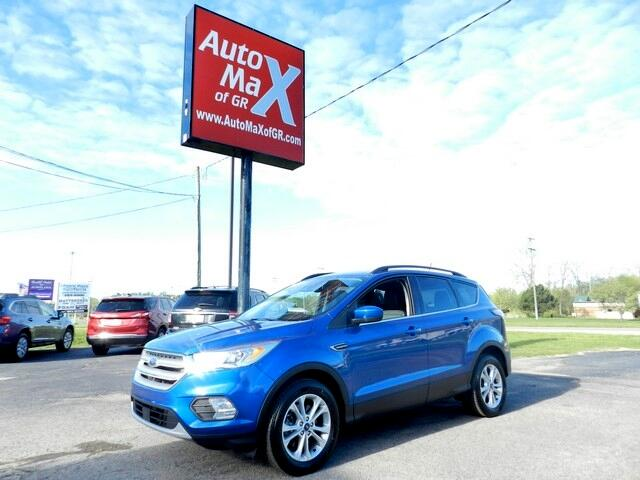 Ford Escape SEL 4WD 2018