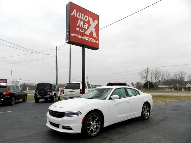 Dodge Charger 4dr Sdn SXT AWD 2017