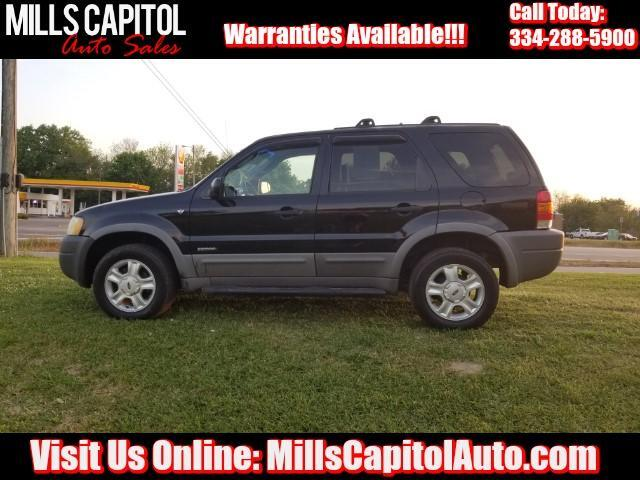 2002 Ford Escape XLT Midnight 2WD