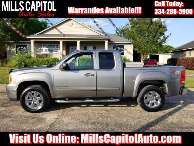 2009 GMC Sierra 1500 SLT Ext. Cab Short Box 4WD