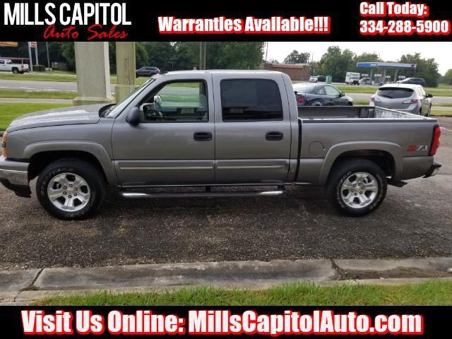 Used 2006 Chevrolet Silverado 1500 For Sale In Montgomery, AL 36116 Mills  Capitol Auto Sales
