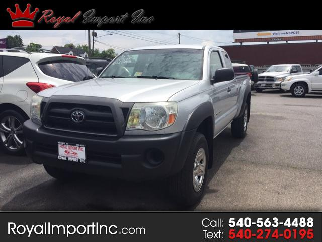 2005 Toyota Tacoma Access Cab I4 Manual 4WD