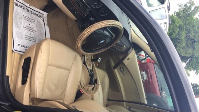 2007 BMW 528i 525xi