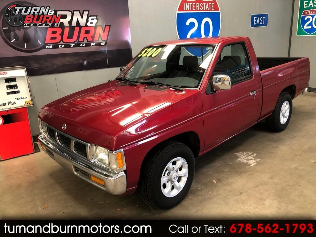 1997 Nissan Pickup Reg. Cab 2WD