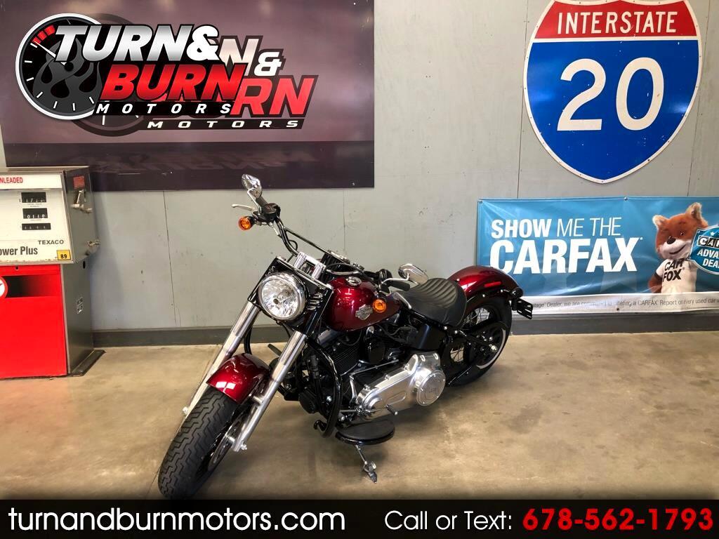 2016 Harley-Davidson FLS