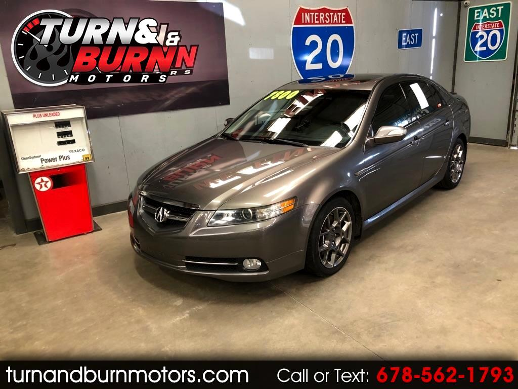 Used 2008 Acura Tl Type S 5 Speed At For Sale In Conyers Ga