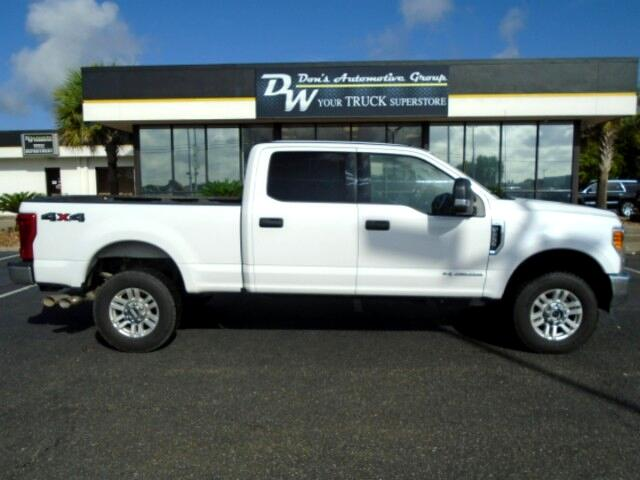 2017 Ford F-250 SD XL Crew Cab 4WD