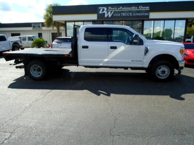 2017 Ford F-350 SD XLT CREW CAB FLAT BED