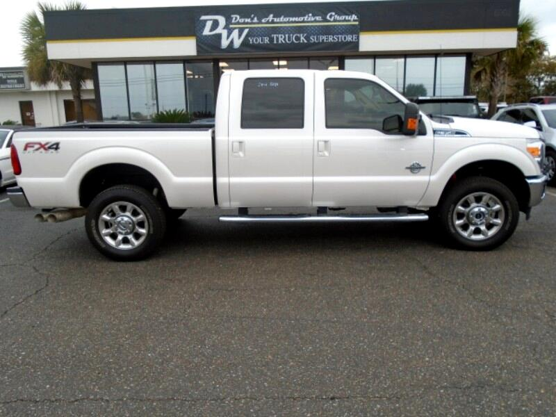 2016 Ford F-350 SD King Ranch Crew Cab Long Bed 4WD