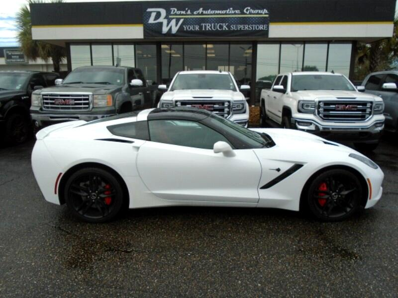 2015 Chevrolet Corvette 1LT Coupe Automatic