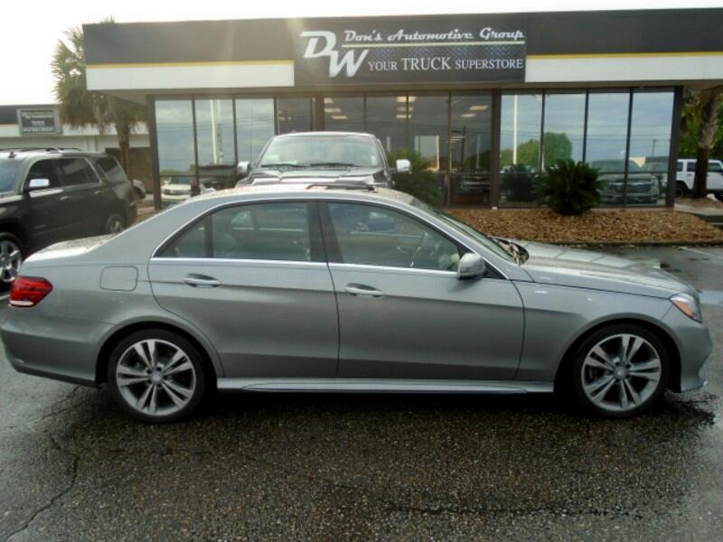 2014 Mercedes-Benz E-Class E350 Sedan