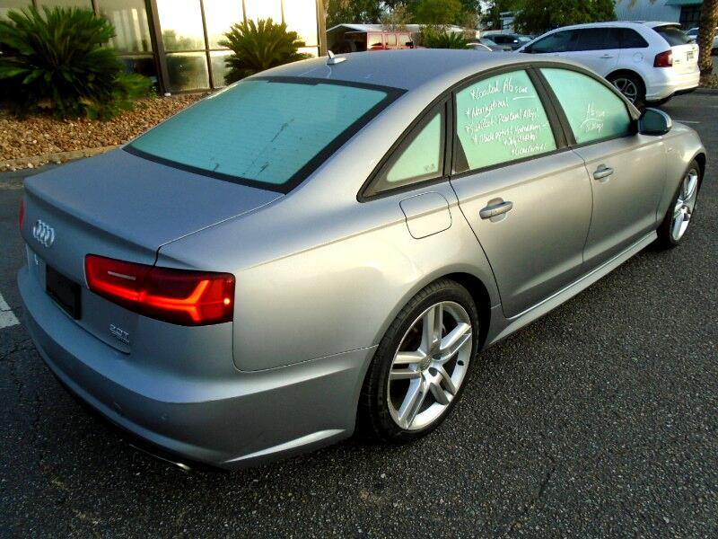 Audi A6 2.0T Premium quattro 2016