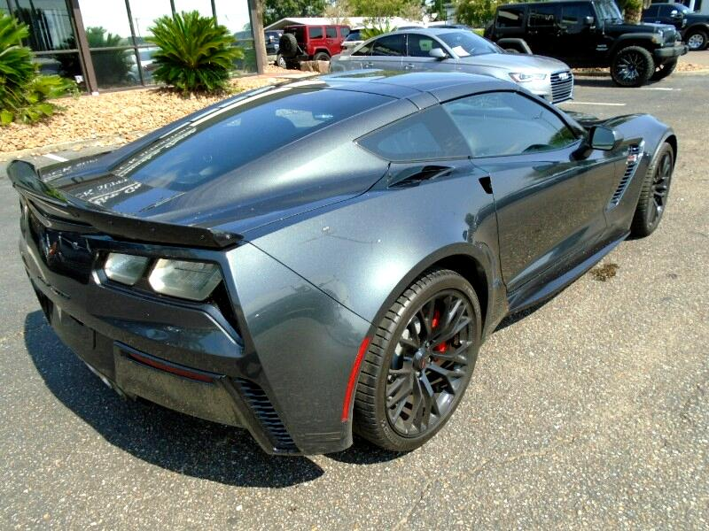 2019 Chevrolet Corvette 2LZ Z06 Coupe Auto