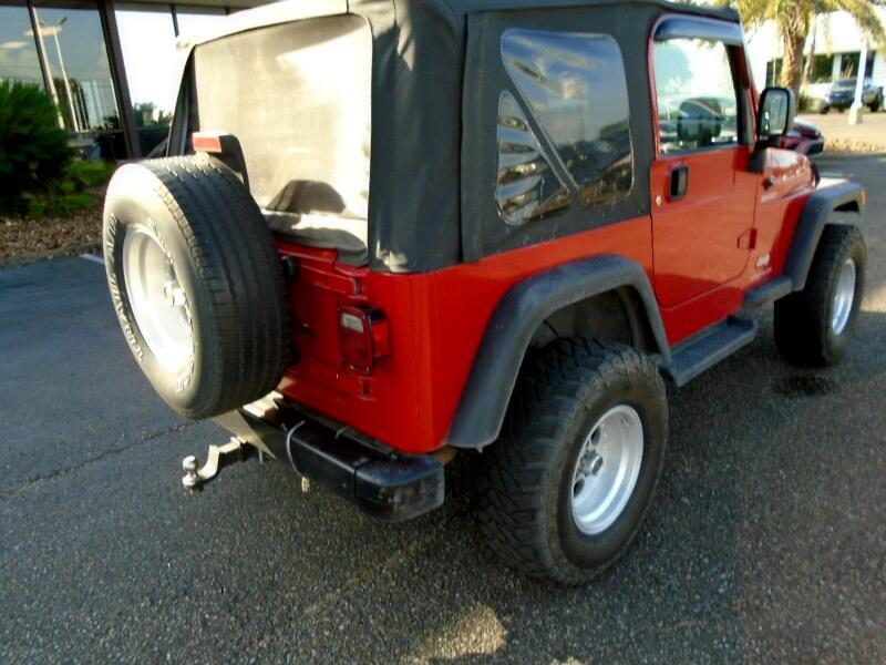 2003 Jeep Wrangler Sport
