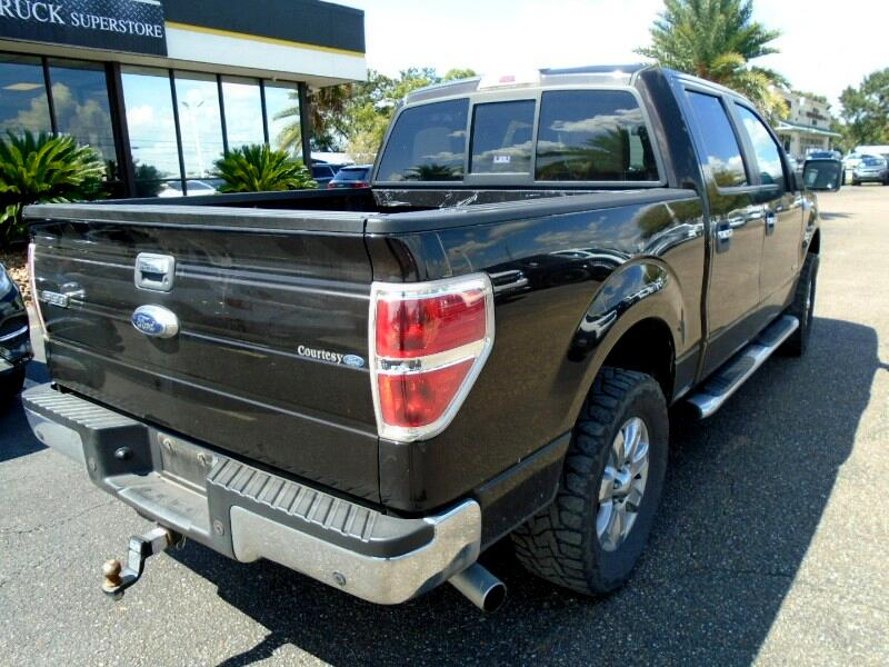 2013 Ford F-150 XLT SUPERCREW 5.5-FT 2WD