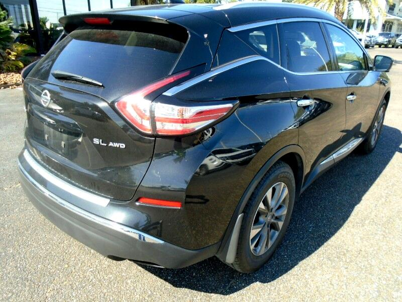 2018 Nissan Murano Platinum AWD
