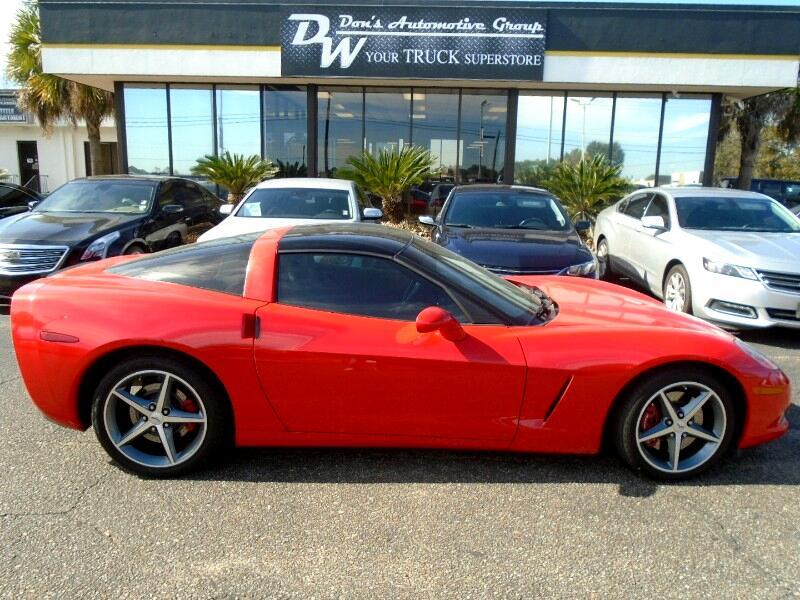 2012 Chevrolet Corvette Standard Coupe 1LT