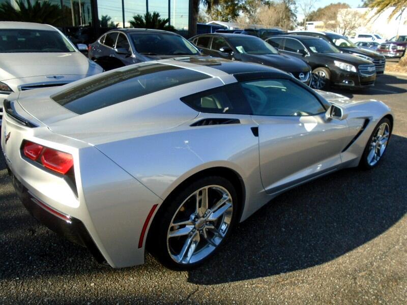 2018 Chevrolet Corvette 3LT Coupe Automatic