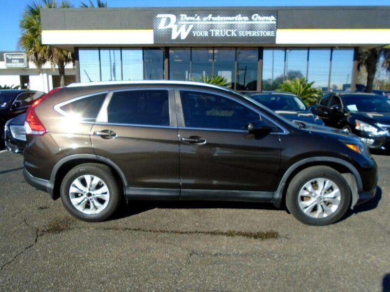 2013 Honda CR-V EX-L 2WD 5-Speed AT