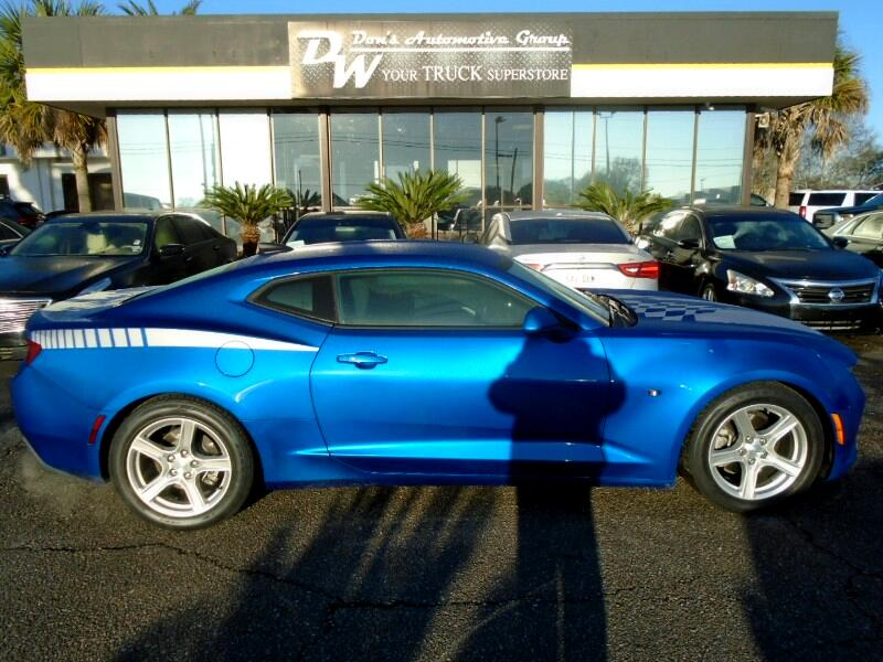 Chevrolet Camaro 1LT Coupe 8A 2018