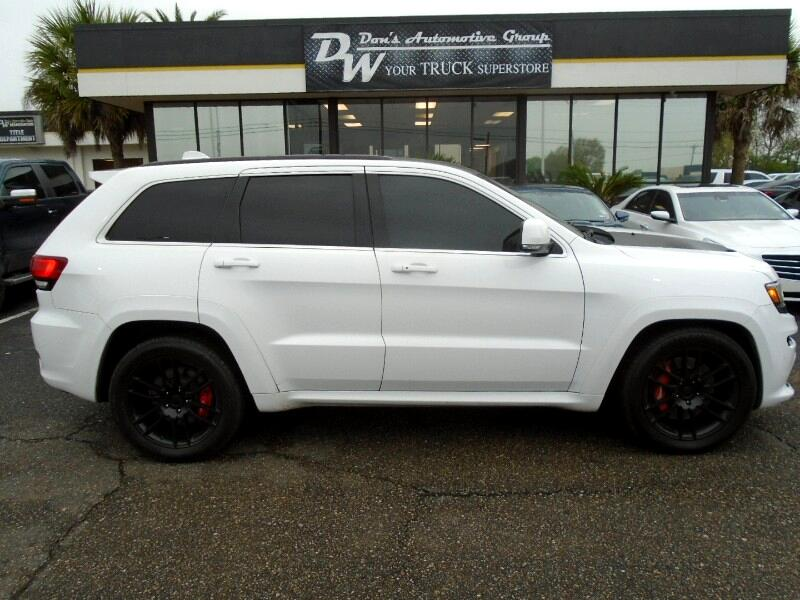 Jeep Grand Cherokee SRT8 4WD 2015