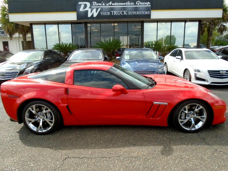 Chevrolet Corvette GS Coupe 1LT 2011