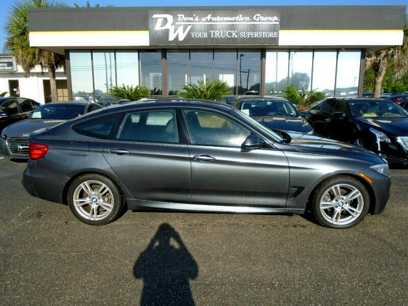 BMW 3-Series Gran Turismo 328i xDrive SULEV 2016