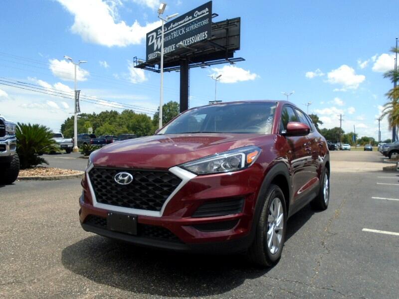 Hyundai Tucson SE AWD 2019
