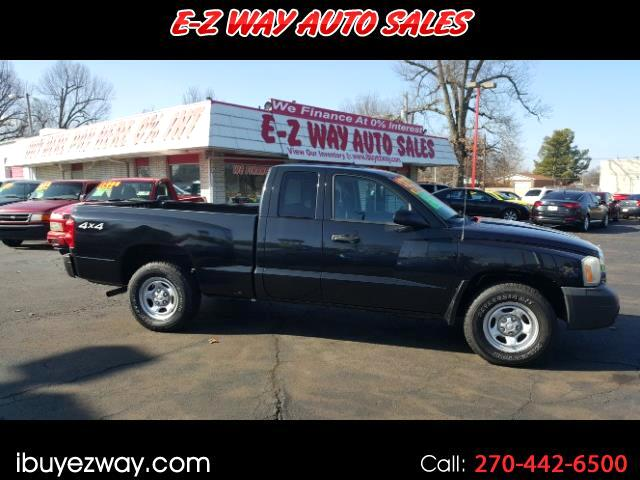"Dodge Dakota 4WD Club Cab 131"" ST 2007"