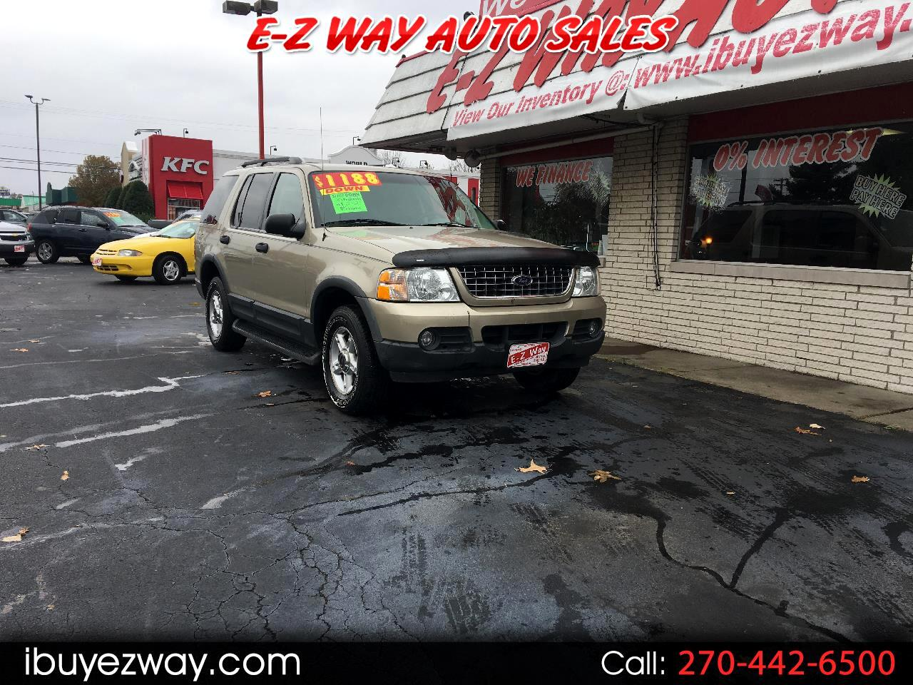 2003 Ford Explorer XLT 4.0L 4WD