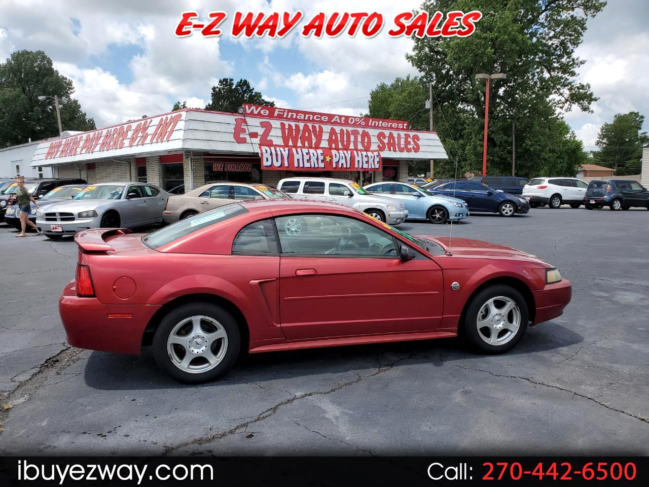 Used 2004 ford mustang in paducah ky near 42003 1fafp40644f196423 auto com