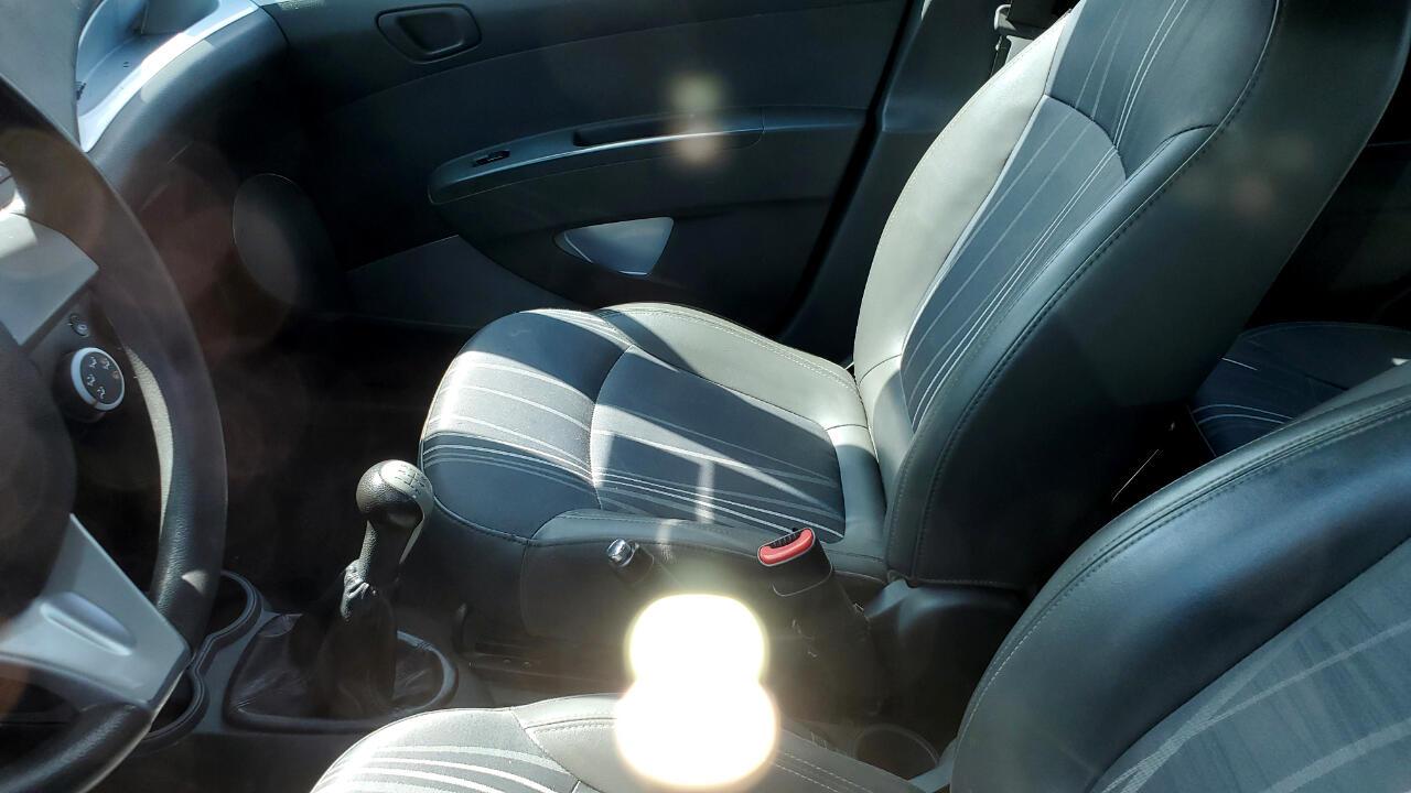 Chevrolet Spark 5dr HB Man LS 2014