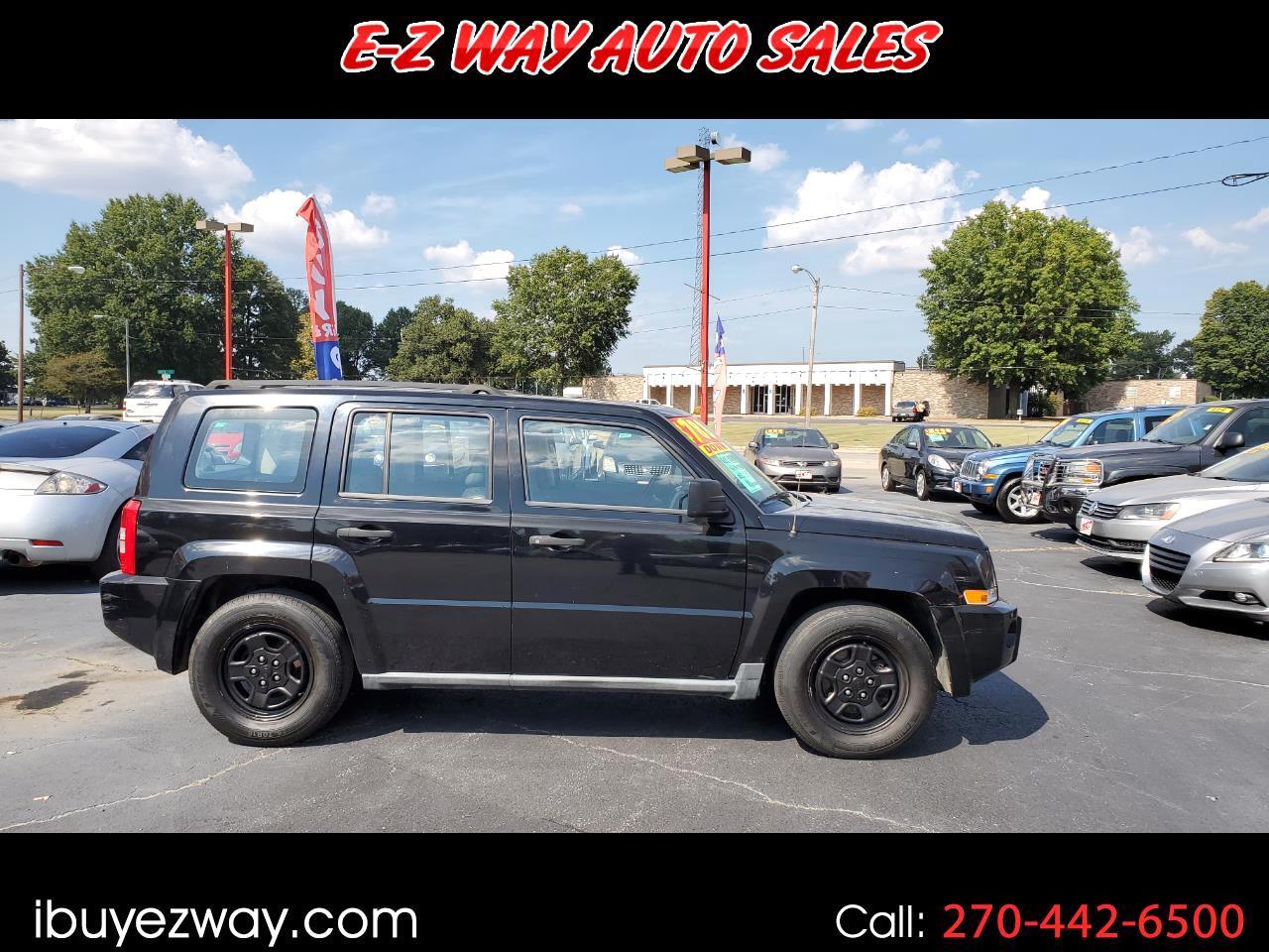 2007 Jeep Patriot 2WD 4dr Sport