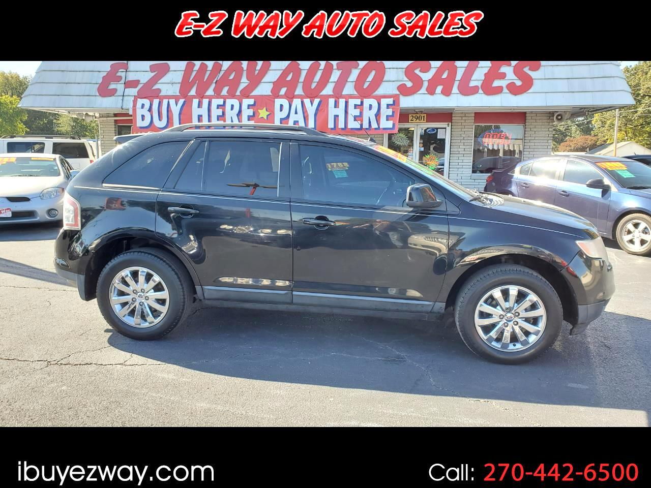 Ford Edge FWD 4dr SEL 2007
