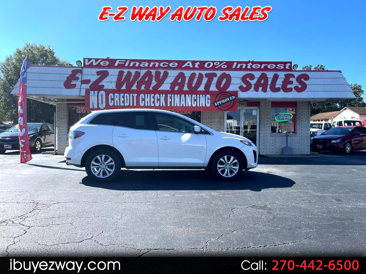Mazda CX-7 FWD 4dr s Touring 2010
