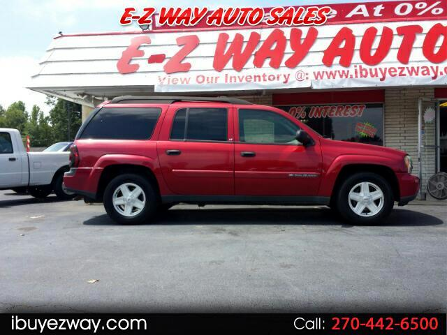 2003 Chevrolet TrailBlazer EXT