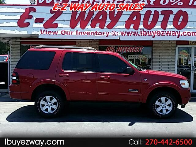 2008 Ford Explorer XLT 4.6L 2WD