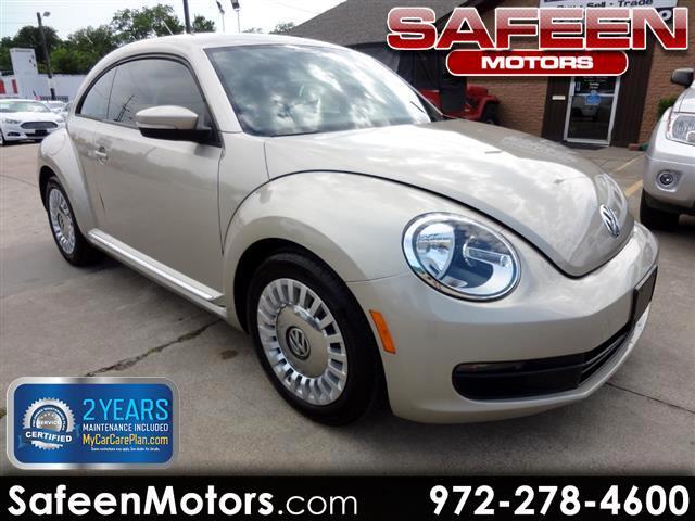 2015 Volkswagen Beetle 1.8T 6A
